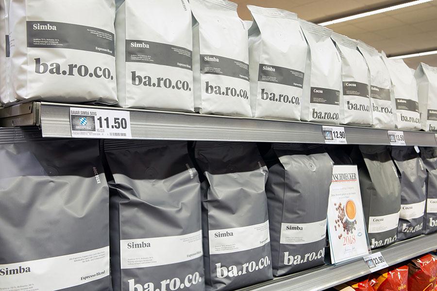 Regionale Produkte wie Kaffee